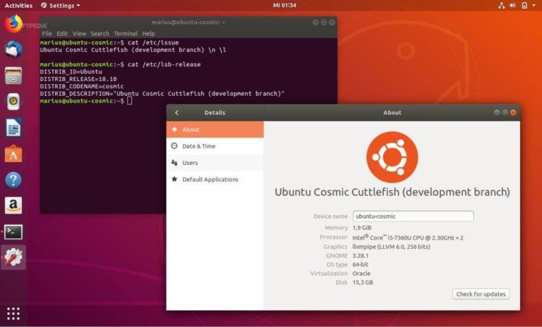 🐧 O Ubuntu 18.10 chega em 18 de outubro