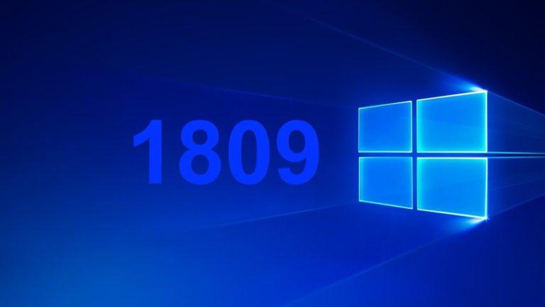 🖥️ Microsoft lança atualização KB4490481 para o Windows 10 v1809