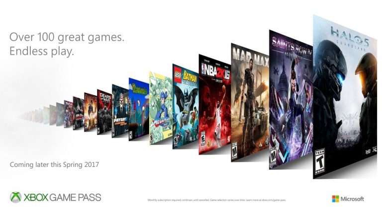 Xbox Game Pass será lançado para PC