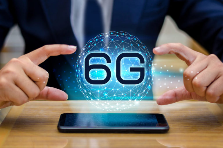 China começa o desenvolvimento da tecnologia móvel 6G