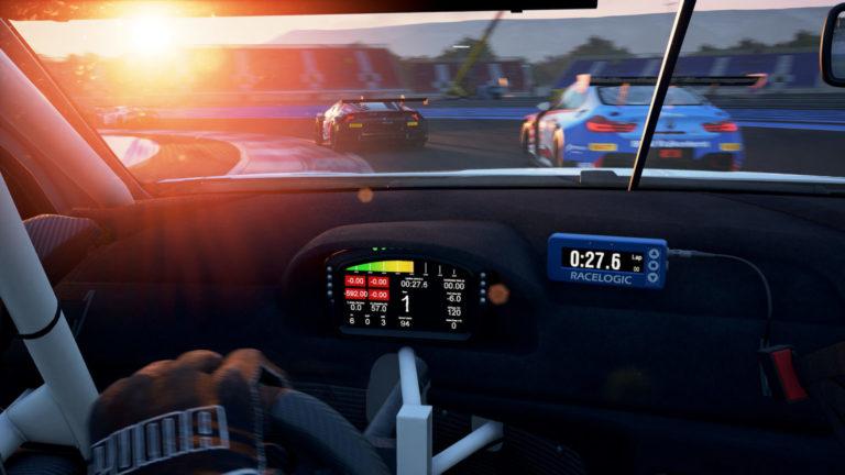 🎮 Versão 1.0.8 do Assetto Corsa Competizione já esta disponível; Confira as mudanças