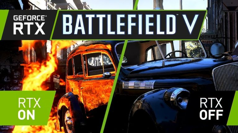 Battlefield V recebe patch habilitando Ray Tracing para as placas RTX