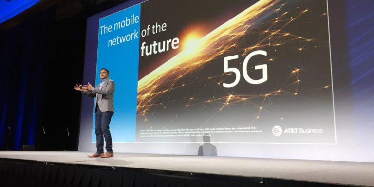 📱 AT&T ativa rede 5G nos EUA