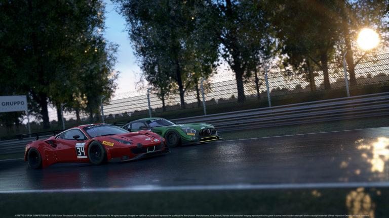 Versão 0.4 do Assetto Corsa Competizione já esta disponível; Confira as mudanças
