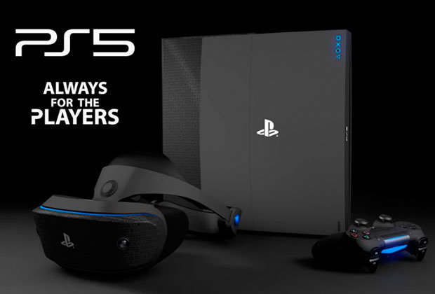 🎮 Rumores apontam que PS5 agora é o principal foco no desenvolvimento de exclusivos da Sony
