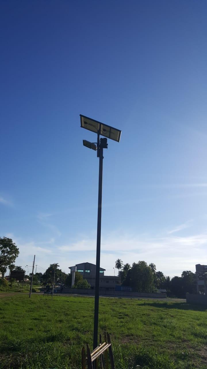 🔆 SuaInternet.COM desenvolve, utilizando tecnologia IoT, Lâmpada Solar