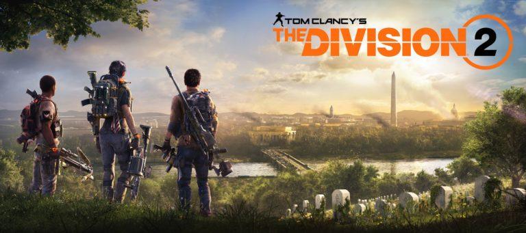 🎮 Ubisoft libera pre-load para beta aberto de The Division 2