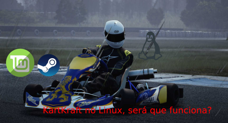 KartKraft no Linux, será que roda?
