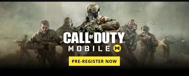 Call of Duty Mobile é anunciado oficialmente
