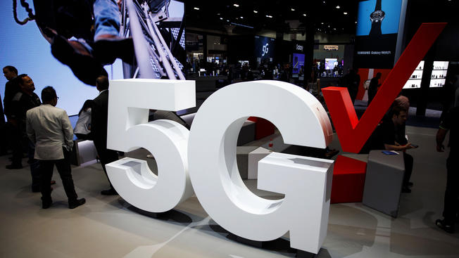 Verizon lança planos 5G em duas cidades dos EUA