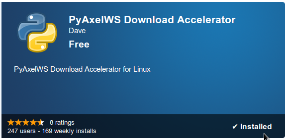 Vamos conhecer o AXEL, um acelerador de download para Linux