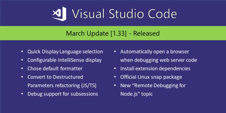 Microsoft lança oficialmente o Visual Studio Code para Linux