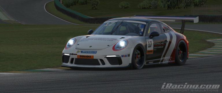 🎮 Porsche Império Carrera Cup cria torneio de e-Sports