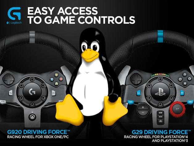 Calibrando e Mudando a rotação de volantes Logitech G27, G29 e G920 no Linux