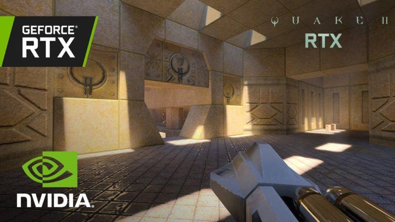 Prepare-se para o lançamento de Quake II RTX de graça nesta semana