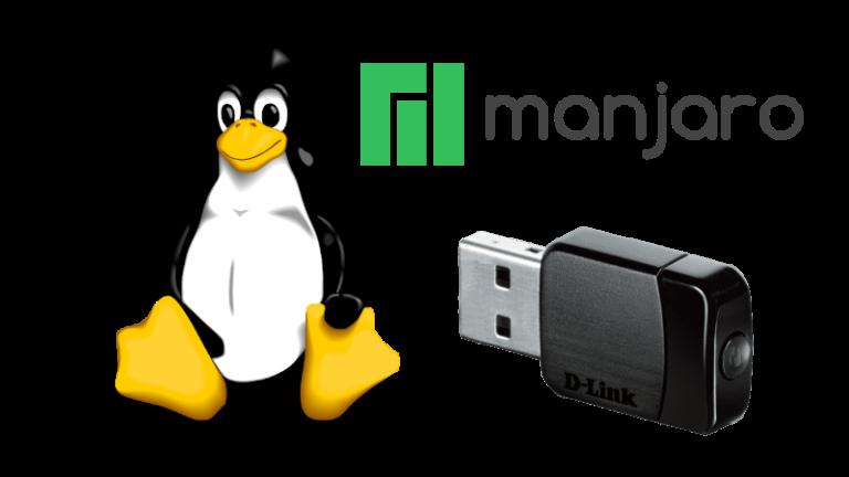 🐧 D-Link DWA-171, como instalar no Manjaro Linux
