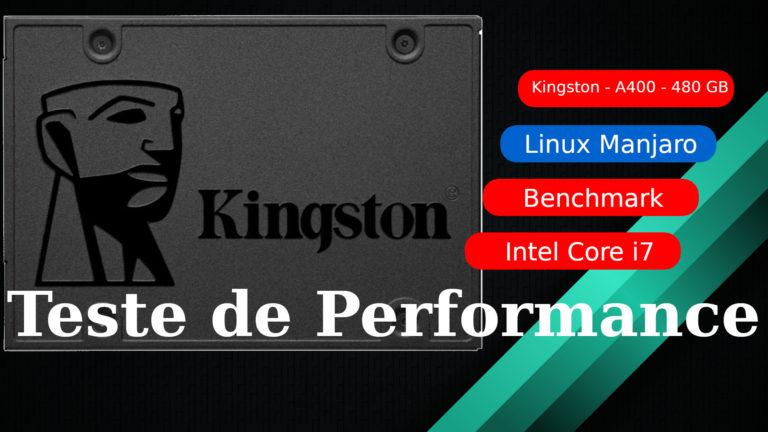 🐧 Como é a performance do Manjaro Linux instalado em um SSD?