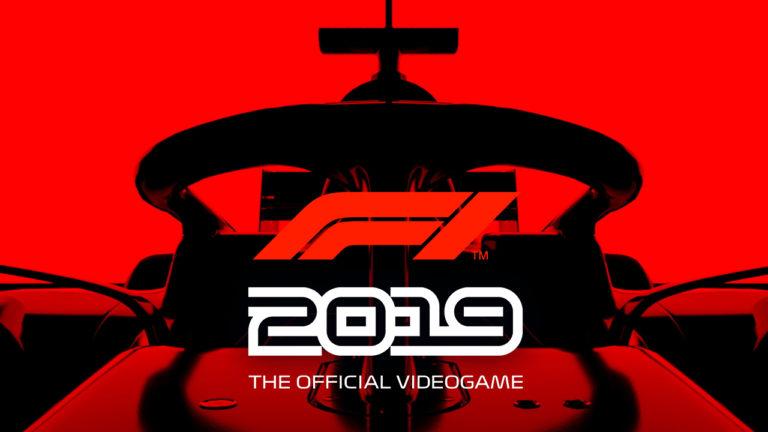 🎮 F1 2019 – Patch 1.10
