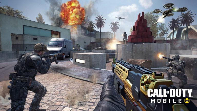 🎮 Call of Duty: Mobile, free-to-play, já tem data para lançamento no Brasil; Confira!!