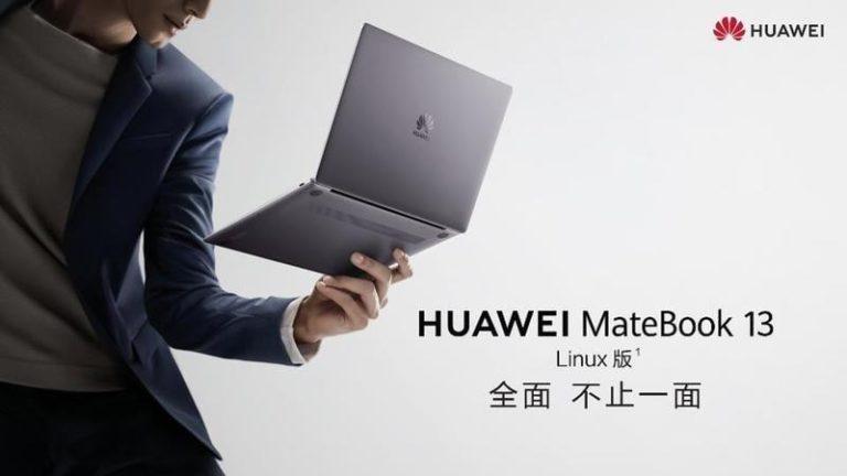 🐧 Huawei começa a vender notebooks com Deepin Linux na China