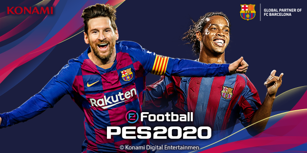 🎮 eFootball PES 2020 já está disponível para jogar