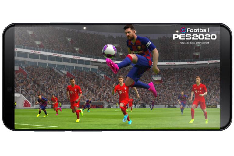 🎮 Konami lançou eFootball PES 2020 para Android e iOS