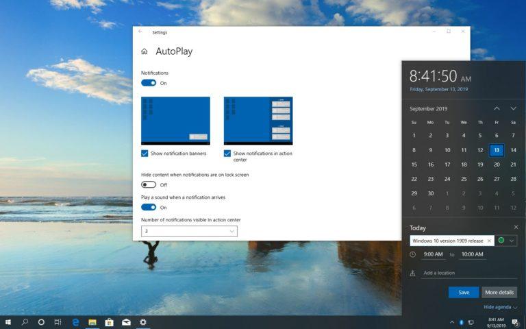 💻 Microsoft distribui 'grande' update de novembro para o Windows 10