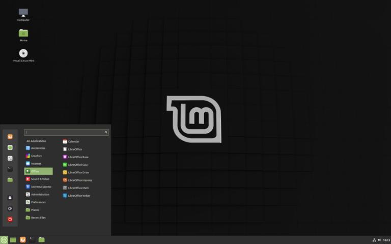 """🐧 Chegou o novo Linux Mint 19.3 """"Tricia"""""""