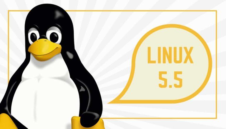 🐧 Linux Kernel 5.5 é lançado! Conheçam algumas novidades