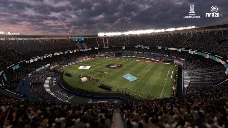 ⚽ Libertadores chegará exclusivamente no FIFA 20 a partir de 3 de Março
