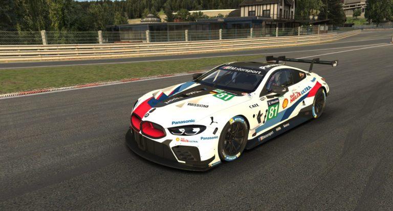 🔴 AO VIVO – Iracing corrida IMSA GTE BMW em Lime rock