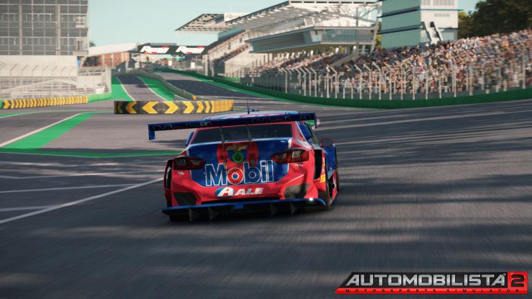 🔴 Automobilista 2 – Volta em Interlagos no Stock Car