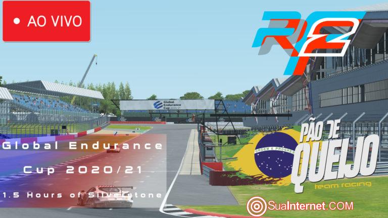 🔴 🏁 LIVE – rFactor 2 – Ferrari 488 GTE – 1.5h Global Endurance – Silverstone – 31/10/2020