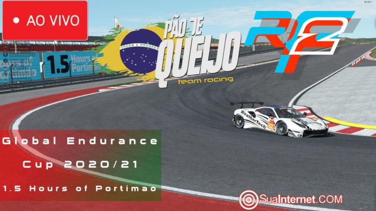 🔴 🏁 LIVE – rFactor 2 – Ferrari 488 GTE – 1.5h Global Endurance – Portimão – 14/11/2020