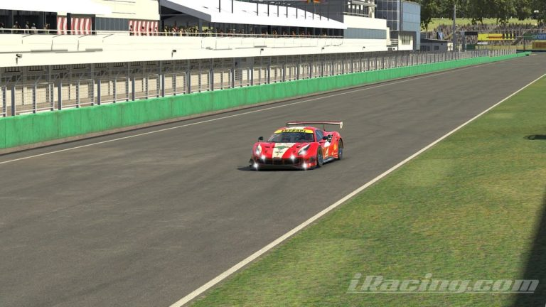 🎮 iRacing – Ferrari 488 GT3 EVO 2020 em Hungaroring